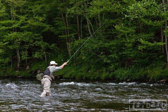 回到爱刚开始的地方_谈谈飞蝇钓也称飞钓 Fly fishing!(二) - 釣魚人生!人生如夢 ...